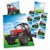 Traktor bavlněné povlečení